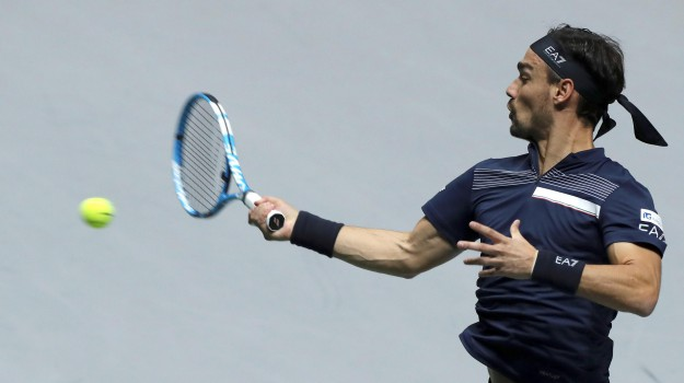 coppa davis, tennis, Fabio Fognini, Matteo Berrettini, Sicilia, Sport
