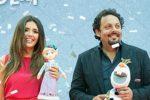 Cinema, intervista a Serena Rossi ed Enrico Brignano
