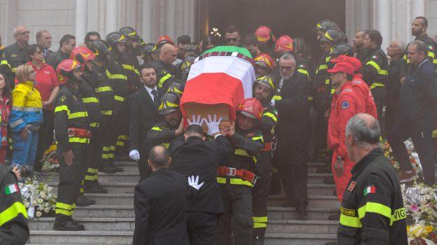 condanna, morte vigile del fuoco, Strage di Quagnento, Antonino Candido, Reggio, Cronaca