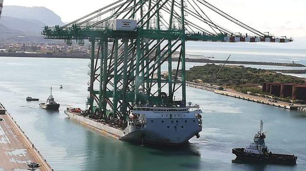 infrastrutture, porto, Aldo Alessio, Reggio, Calabria, Economia