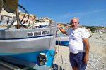 """A Messina onore all'""""erede di Colapesce"""", l'uomo che attraversò lo Stretto a nuoto - Foto"""