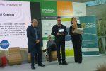 """Ecologia e qualità ambientale, Cosenza premiata a Rimini come """"Green City"""""""