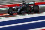 Formula 1, nelle libere di Austin vola Hamilton davanti alla Ferrari di Leclerc