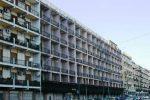 Messina, gli appartamenti dell'hotel Riviera ai baraccati