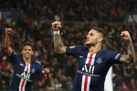Icardi trascina il Paris Saint-Germain, suo il gol vittoria al Brest - Video