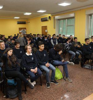 """Realtà e verità, a Messina il dibattito sull'informazione con gli studenti del """"Verona Trento"""" - Foto"""