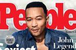 """John Legend è l'uomo più sexy del mondo secondo """"People"""" - Foto"""