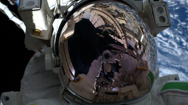 AstroLuca, astronomia, selfie, spazio, Luca Parmitano, Sicilia, Società