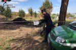Bruciavano illegalmente rifiuti in un'azienda, quattro denunce a Montalto Uffugo