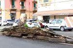 Maltempo a Messina, oltre 100 mila euro di danni all'illuminazione pubblica