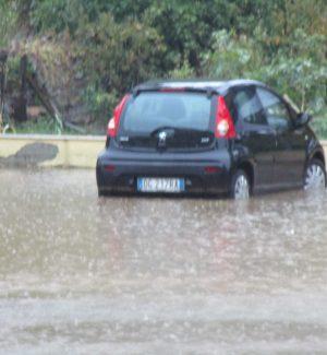 Il maltempo spazza l'Italia, nubifragi attesi anche in Calabria