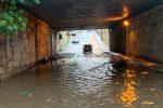 Ancora maltempo a Reggio, fermi tre pozzi: problemi nella erogazione dell'acqua in città