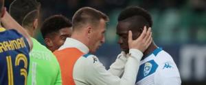 """Cori contro Balotelli, il capo ultrà del Verona: """"Non sarà mai del tutto italiano"""""""