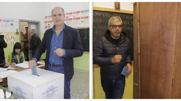 elezioni lamezia, Paolo Mascaro, Ruggero Pegna, Catanzaro, Calabria, Politica