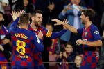 Liga, Barcellona a valanga sul Celta Vigo grazie a super Messi - Video
