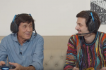 "Gianni Morandi e Fabio Rovazzi si sfidano a ""Call of Duty"": il video"