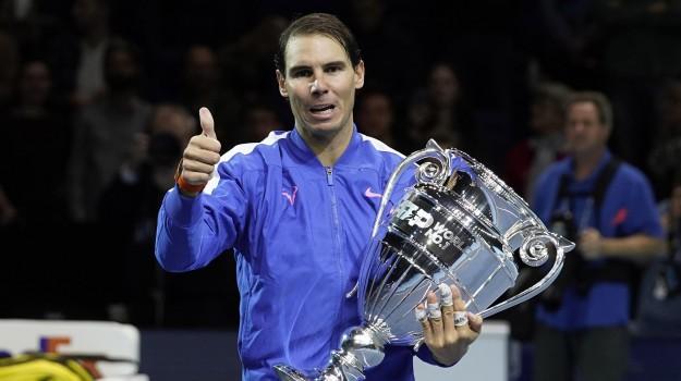 ranking, tennis, Rafa Nadal, Sicilia, Sport
