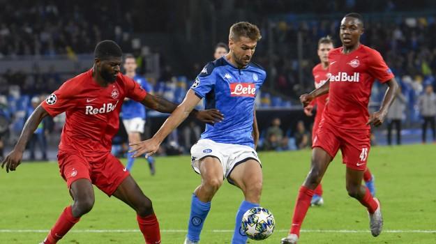 calcio, champions league, napoli, Sicilia, Sport