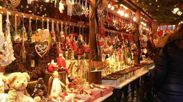 commercianti Vibo, mercatini di natale, Natale a Vibo, palazzo razza, Catanzaro, Calabria, Cronaca
