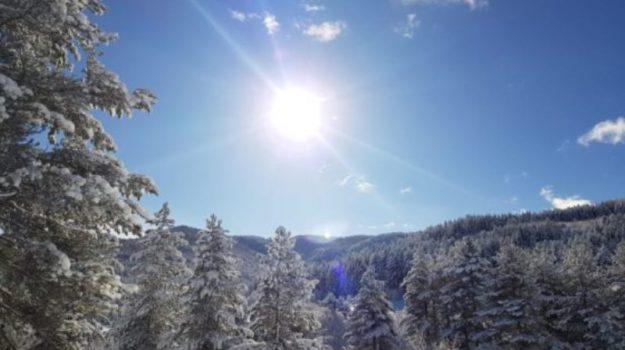 neve, sila, turismo, Cosenza, Calabria, Cronaca
