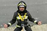 Nino Candido, da Reggio al Piemonte col sogno di fare il vigile del fuoco come il padre
