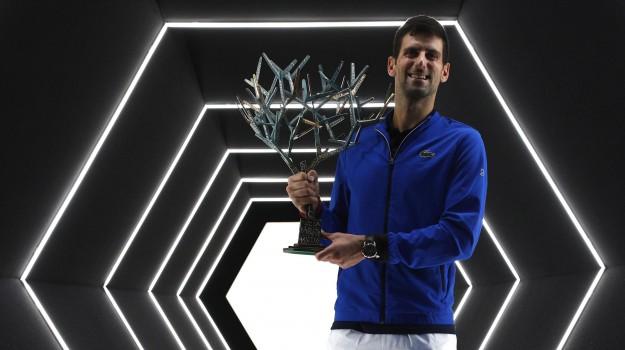 tennis, Denis Shapovalov, Novak Djokovic, Sicilia, Sport