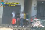 Lamezia, lo spaccio a Ciampa di cavallo davanti ai bambini che giocano - Video