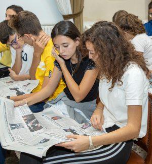 Leggere il giornale a scuola, il progetto Noi Magazine si presenta oggi a Messina
