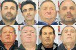 """La """"rete"""" della cosca Franco a Reggio Calabria: 13 condanne in appello - Nomi e foto"""