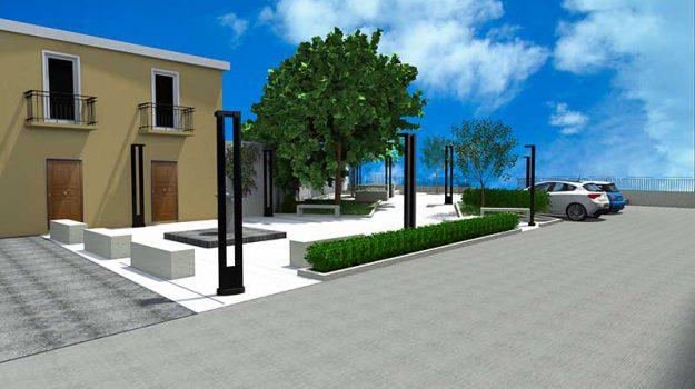 piazza Fontana Ravagnese, progetto Reggio, Giovanni Muraca, Giuseppe Falcomatà, Reggio, Calabria, Economia
