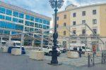 Piazza Prefettura a Catanzaro