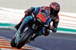 MotoGp, Quartararo si prende l'ultima pole stagionale a Valencia