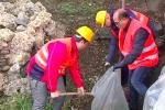 """""""Riqualifichiamo Messina"""", l'iniziativa dei lavoratori dei Cantieri Servizi"""
