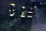 Il maltempo flagella Messina, muri crollati e allagamenti: salvate 3 persone in un sottopassaggio - Foto