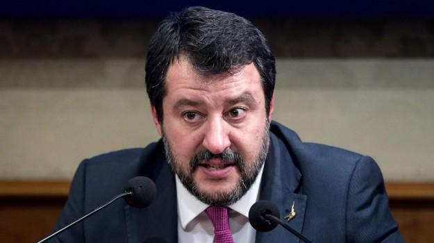 Matteo Salvini, Messina, Sicilia, Politica