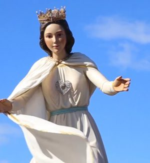 Natuzza, a Mileto nessuna processione per la statua della Madonna