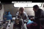 Thomas, l'hippie di Messina di cui parlarono anche le Iene - Video