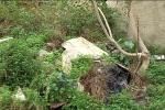 """Messina, rifiuti e amianto: una """"bomba ecologica"""" sul torrente Tara"""