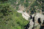 Valle del Trionto nella zona di Longobucco, foto Wikipedia