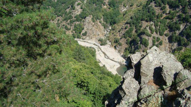 energia, valle del trionto, Cosenza, Calabria, Economia