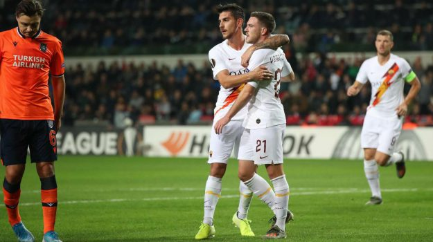 calcio, europa league, roma calcio, Sicilia, Sport
