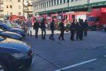 Vigili del fuoco morti ad Alessandria, a Vibo l'omaggio di polizia e carabinieri - Video