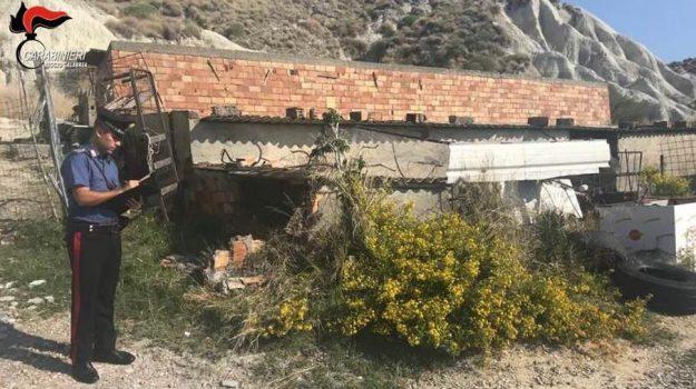 abusivismo edilizio, Reggio, Calabria, Cronaca
