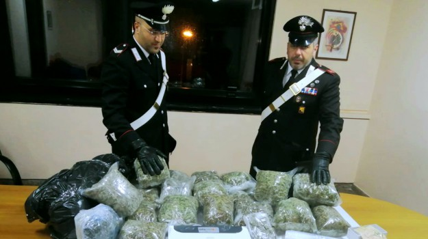 droga, gazzi, marijuana, spaccio, Messina, Sicilia, Cronaca