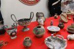 Scavi archeologici clandestini, dalla Calabria traffico di reperti in mezza Europa: 23 arresti