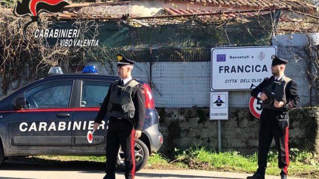 francica, Catanzaro, Calabria, Cronaca