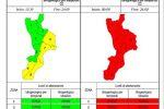 Maltempo, domani allerta rossa su tutta la Calabria: città pronte alle emergenze