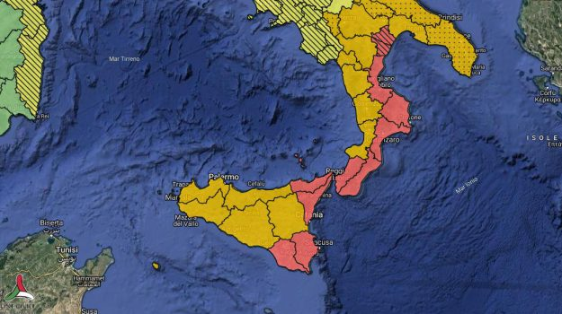allerta rossa, maltempo, meteo, scuola, Benedetto Proto, Giuseppe Falcomatà, Calabria, Cronaca