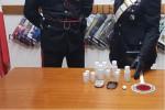 Beccato con metadone e marijuana in casa, arrestato 51enne di Crotone