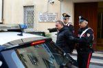 L'arresto di Francesco Fiumara